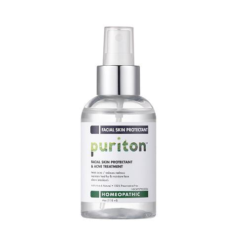 Puriton Facial Skin Protectant & Acne Treatment